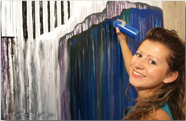 Гравитационная живопись от Эми Шеклтон (Amy Shackleton)_art_14