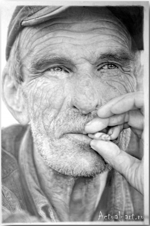 Пол Кэдден (Paul Cadden)_Живопись_art_15