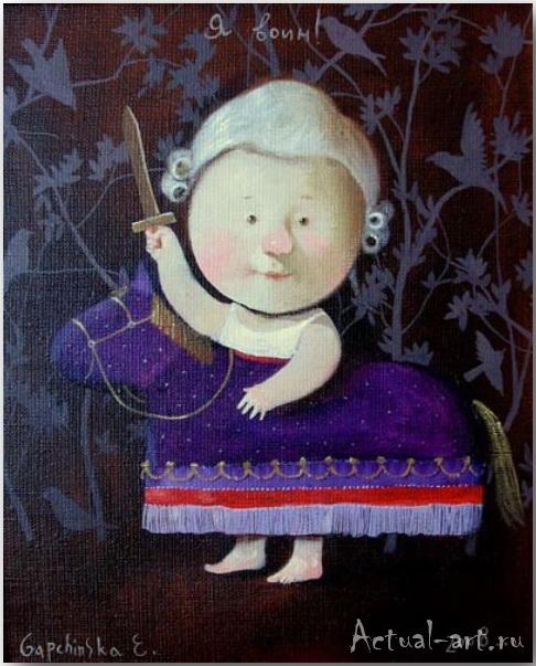 Евгения Гапчинская (Evgenia Gapchinska)_art_19