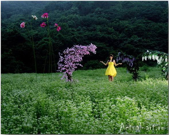 Фотограф Ёнду Чжон (Yeondoo Jung): мечты и воспоминания ручной работы