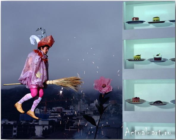 Проект «Страна чудес» (Wonderland)_Ёнду Чжон (Yeondoo Jung)_art_09