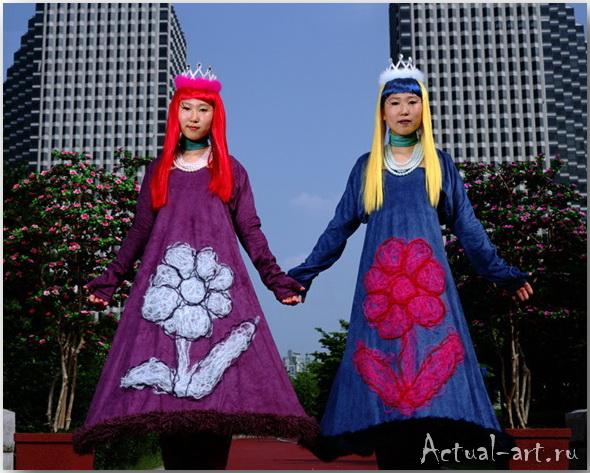 Проект «Страна чудес» (Wonderland)_Ёнду Чжон (Yeondoo Jung)_art_21