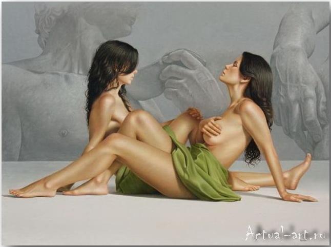 Красота без творческого искажения от Омара Ортиса (Omar Otiz)