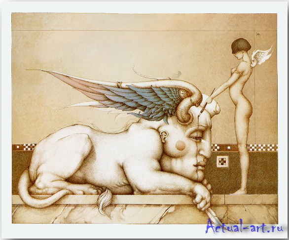 Майкл Паркес (Michael Parkes)_art_02