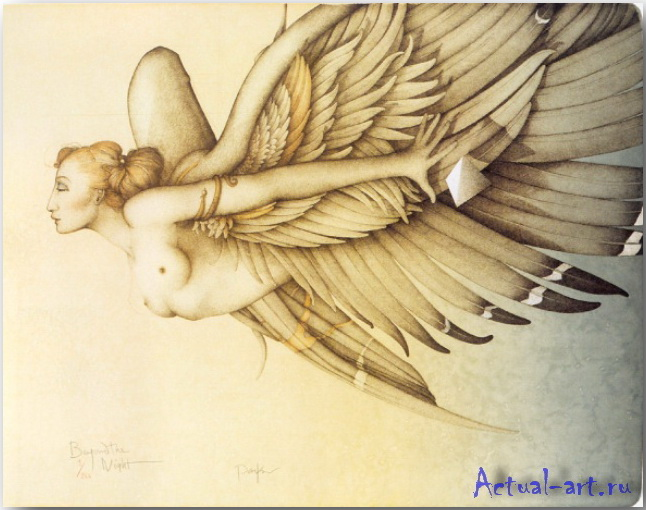 Майкл Паркес (Michael Parkes)_art_03