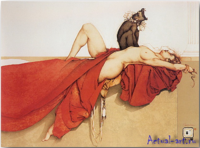 Майкл Паркес (Michael Parkes)_art_04