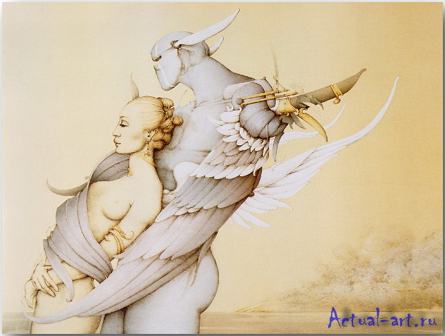 Майкл Паркес (Michael Parkes)_art_07