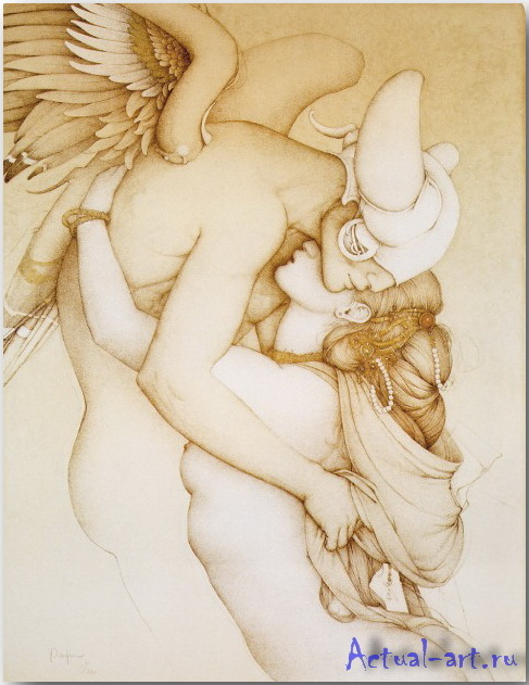 Майкл Паркес (Michael Parkes)_art_11