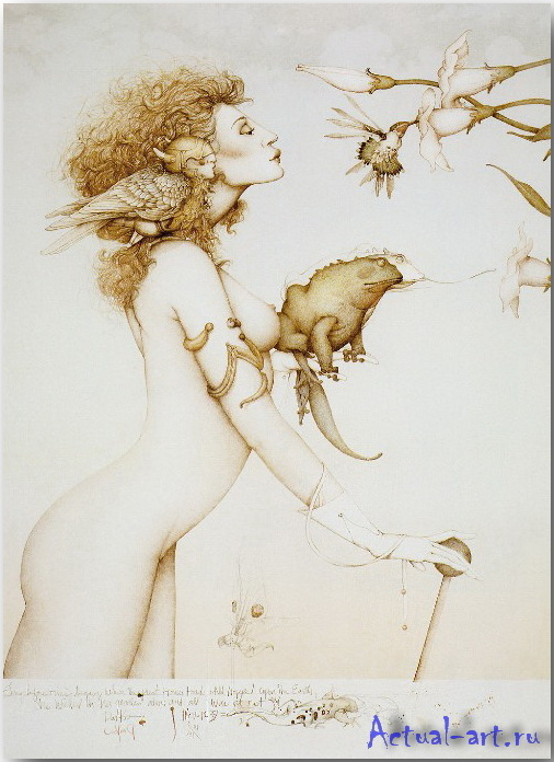 Майкл Паркес (Michael Parkes)_art_12