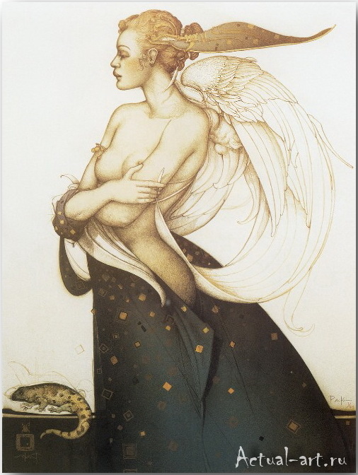 Майкл Паркес (Michael Parkes)_art_13