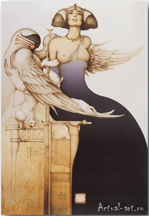 Майкл Паркес (Michael Parkes)_art_14