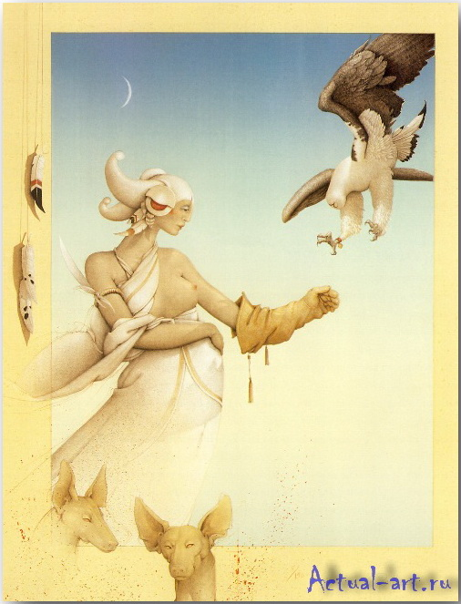 Майкл Паркес (Michael Parkes)_art_17