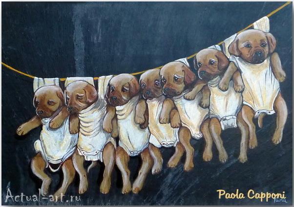 Паола Каппони (Paola Capponi)_art_01