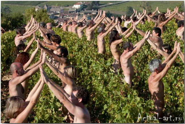 Спенсер Туник (Spencer Tunick)_art_photography_02
