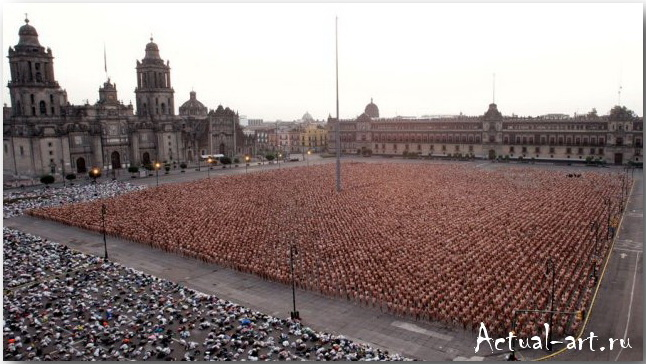 Спенсер Туник (Spencer Tunick)_art_photography_03