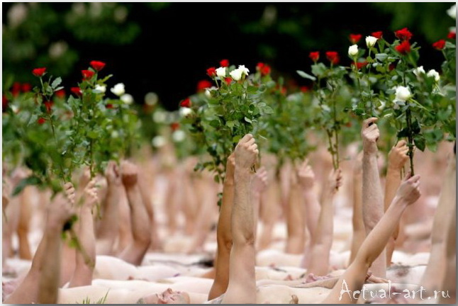 Спенсер Туник (Spencer Tunick)_art_photography_05