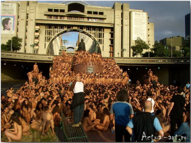 Спенсер Туник (Spencer Tunick)_art_photography_09