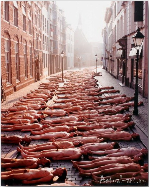 Спенсер Туник (Spencer Tunick)_art_photography_11
