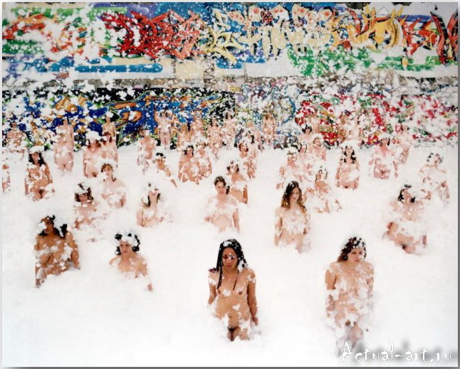 Спенсер Туник (Spencer Tunick)_art_photography_13