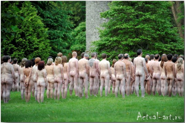 Спенсер Туник (Spencer Tunick)_art_photography_16
