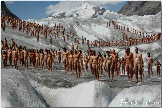 Спенсер Туник (Spencer Tunick)_art_photography_18