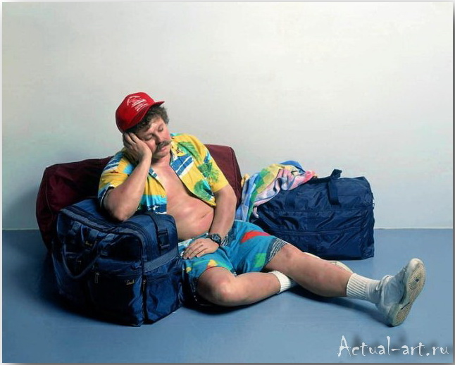 Дуэйн Хэнсон (Duane Hanson)_Sculpture_02
