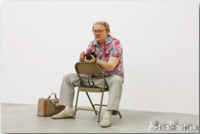 Дуэйн Хэнсон (Duane Hanson)_Sculpture_03