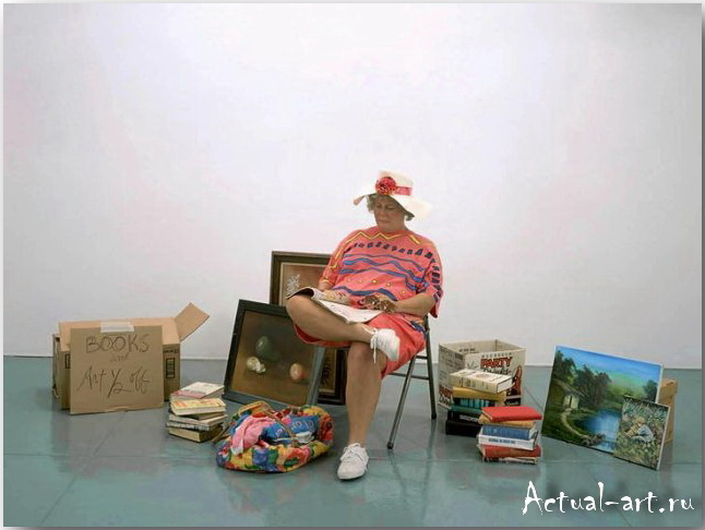 Дуэйн Хэнсон (Duane Hanson)_Sculpture_05