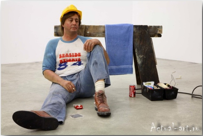 Дуэйн Хэнсон (Duane Hanson)_Sculpture_06