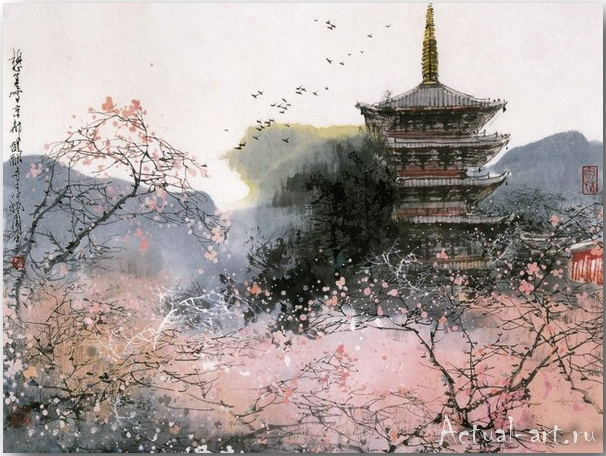 Лю Маошан (Liu Maoshan)_art_Живопись_06