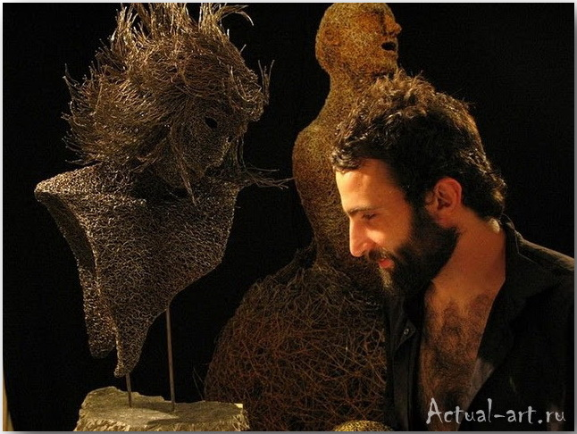 Маттиа Тротта (Mattia Trotta)_Sculpture_01