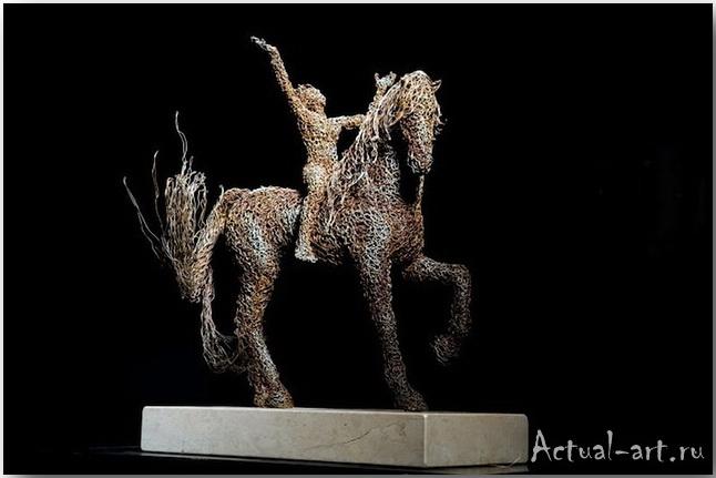 Маттиа Тротта (Mattia Trotta)_Sculpture_05