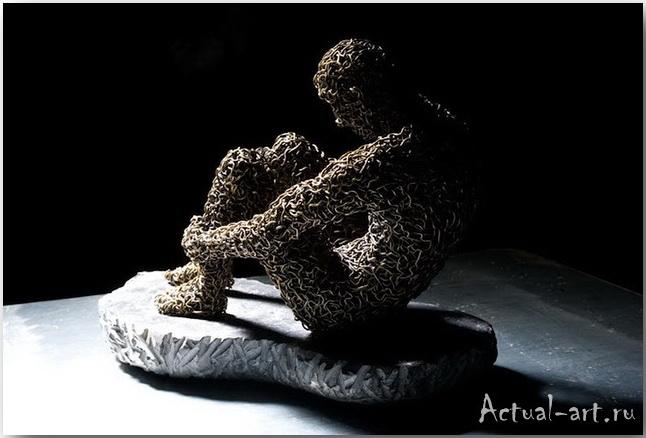 Маттиа Тротта (Mattia Trotta)_Sculpture_06