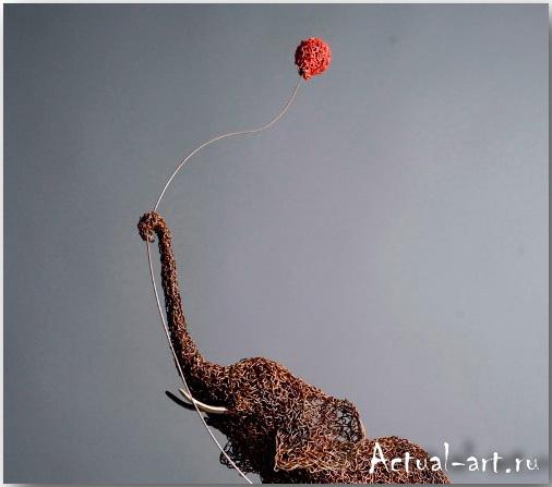Маттиа Тротта (Mattia Trotta)_Sculpture_07