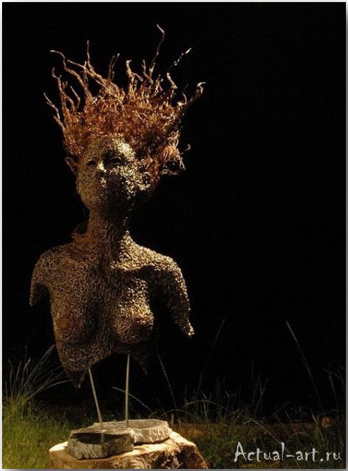 Маттиа Тротта (Mattia Trotta)_Sculpture_09