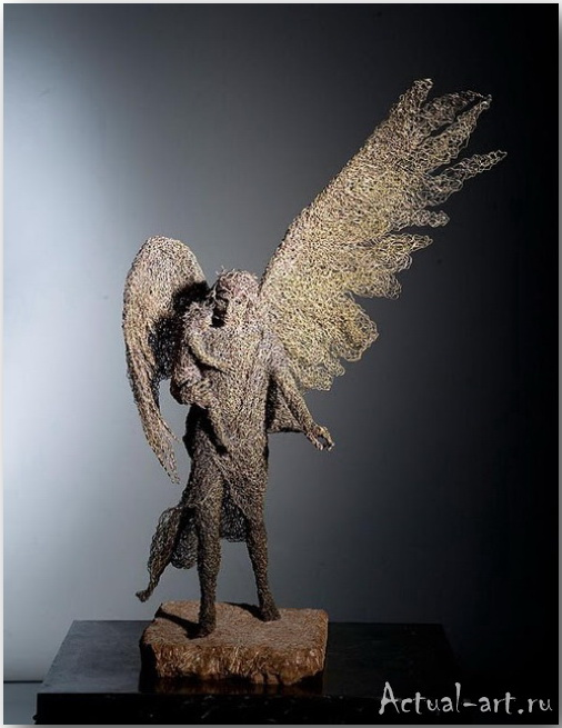 Маттиа Тротта (Mattia Trotta)_Sculpture_11