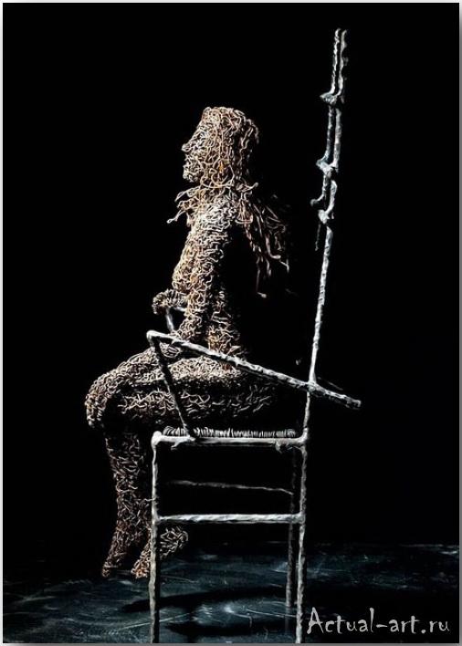 Маттиа Тротта (Mattia Trotta)_Sculpture_15