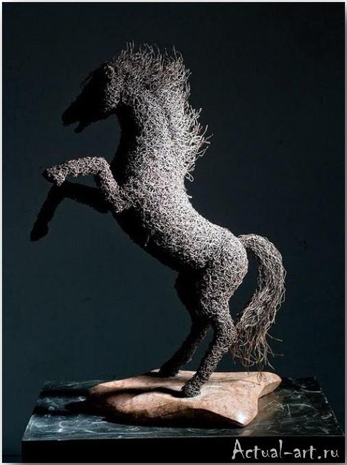 Маттиа Тротта (Mattia Trotta)_Sculpture_16