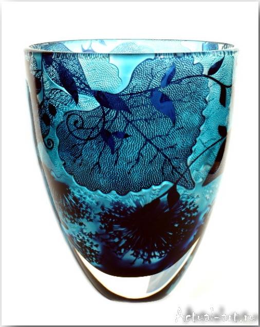 Хизер Гиллеспи (Heather Gillespie)_glass art_18