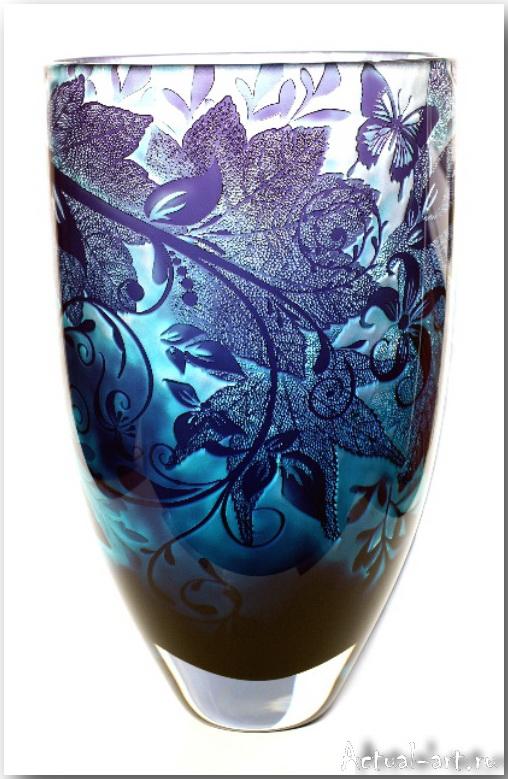 Хизер Гиллеспи (Heather Gillespie)_glass art_19