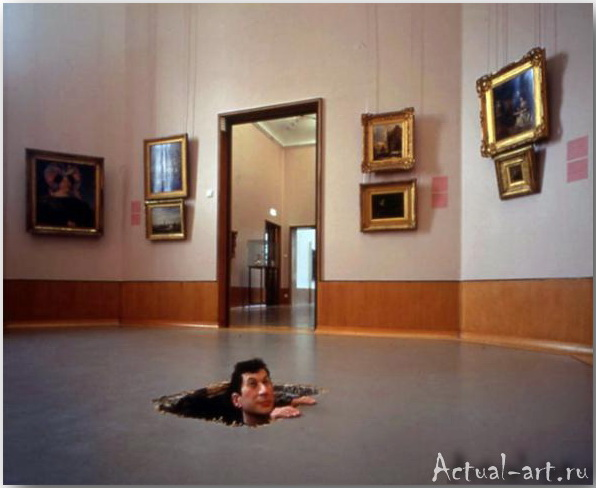 Маурицио Кателлан (Maurizio Catellan)_art_Инсталляции_03