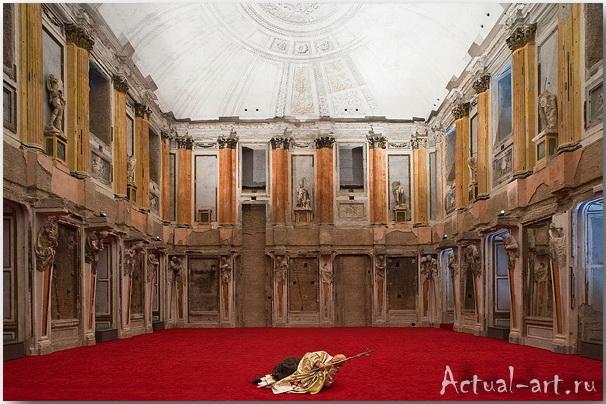 Скульптура «La Nona Ora»_Маурицио Кателлан (Maurizio Catellan)_art_Инсталляции_10