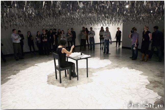 Бейли Лю (Beili Liu)_art_Инсталляция_02