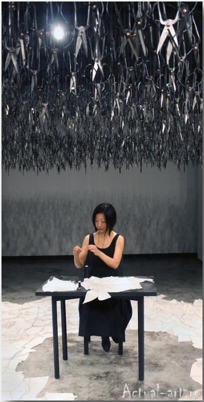 Бейли Лю (Beili Liu)_art_Инсталляция_07