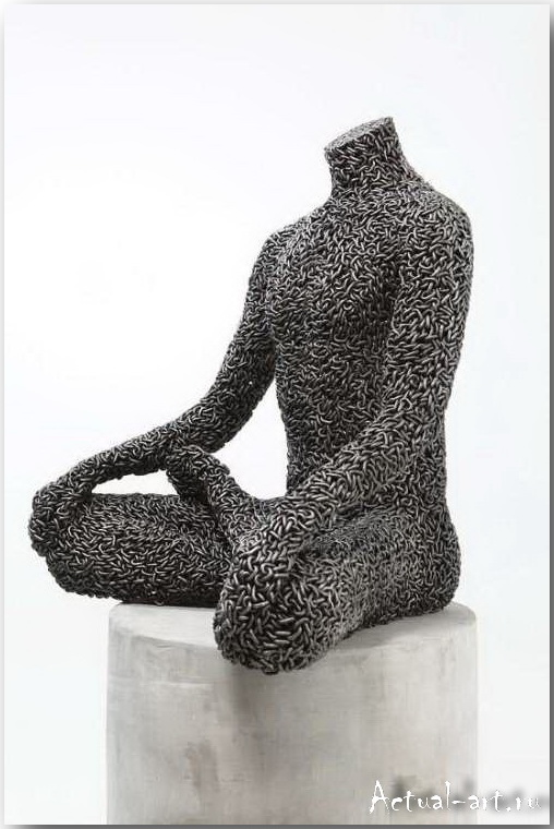 Скульптуры Енг Дек Сео (Yeong-Deok Seo)_art_Sculpture_12