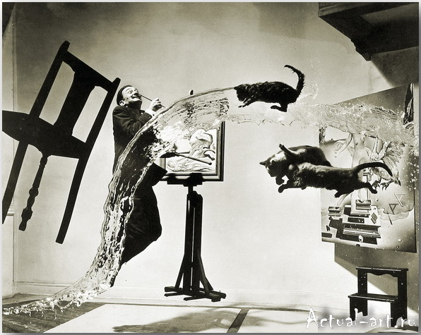 Филипп Халсман (Philippe Halsman)_photography_06
