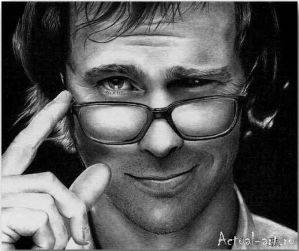 Рик Фортсон (Rick Fortson)_Dr. Pencil_art_Живопись_07
