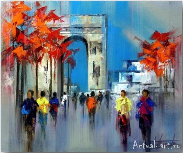 Josep Teixido_art_Живопись_09