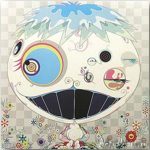 Такаши Мураками (Takashi Murakami)_art_поп-арт_06