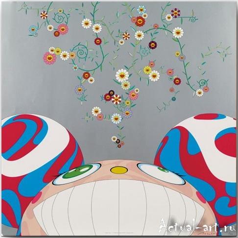 Такаши Мураками (Takashi Murakami)_art_поп-арт_08